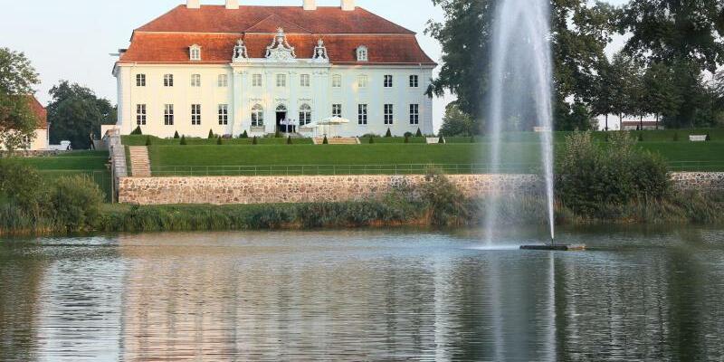 Schloss Meseberg - Foto: Stephanie Pilick/Illustration