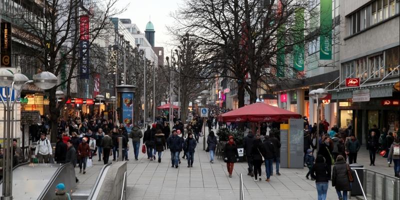 Fußgängerzone Stuttgart - Foto: über dts Nachrichtenagentur