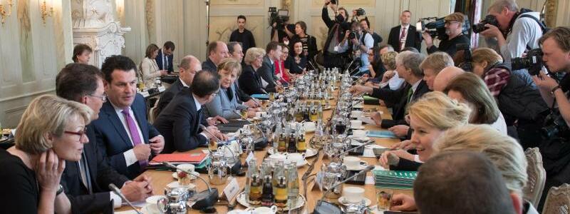 Klausurtagung des Bundeskabinetts - Foto: Ralf Hirschberger