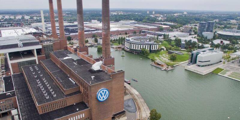 Volkswagen in Wolfsburg - Foto: Julian Stratenschulte