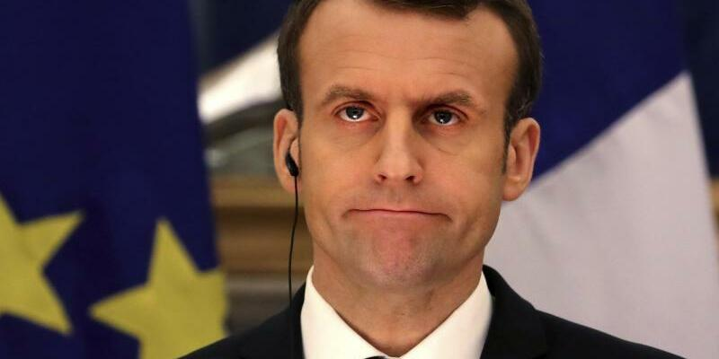 Emmanuel Macron - Foto: Manish Swarup