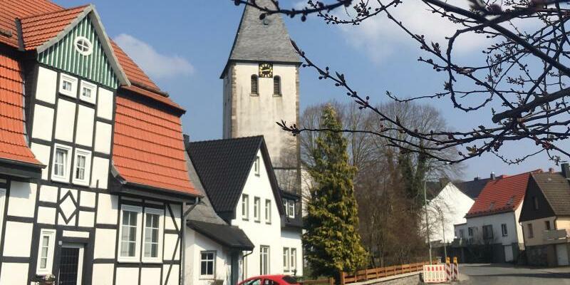 Heimatdorf des Amokfahrers - Foto: Henning Otte