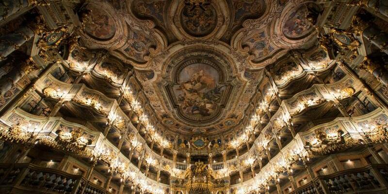 Markgräfliches Opernhaus Bayreuth - Foto: Daniel Karmann