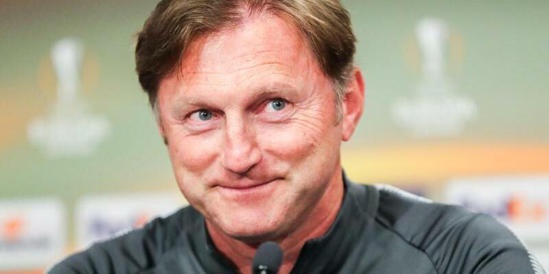 Zielsetzung - Foto: Trainer Ralph Hasenhüttl will es mit dem RBLeipzig in die Runde der besten Vier in der Europa League schaffen. Foto:Jan Woitas