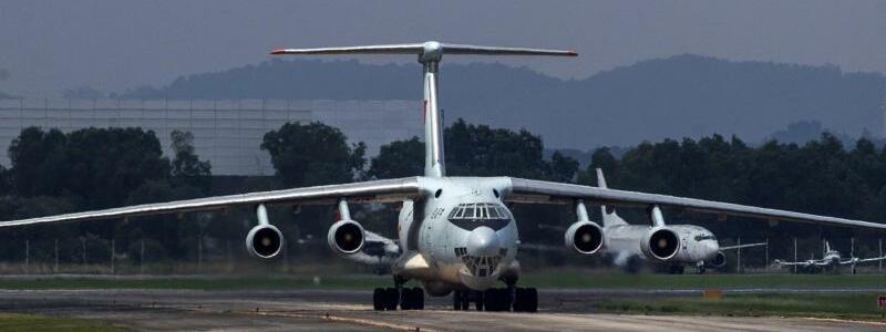 Iljushin Il-76 - Foto: Azhar Rahim/Symbol