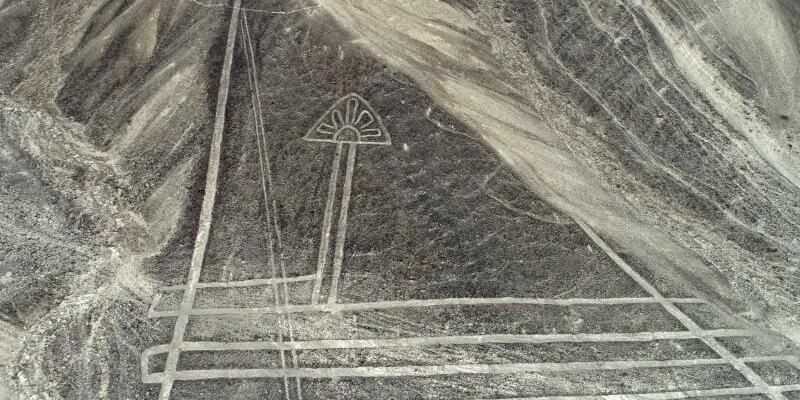 Neue Geoglyphen in Peru entdeckt - Foto: Genry Bautista