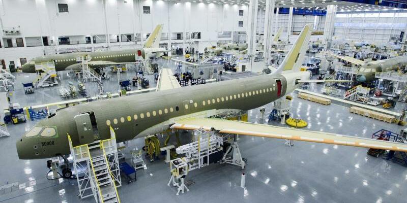 Bombardier C-Serie - Foto: Ryan Remiorz/The Canadian Press/AP