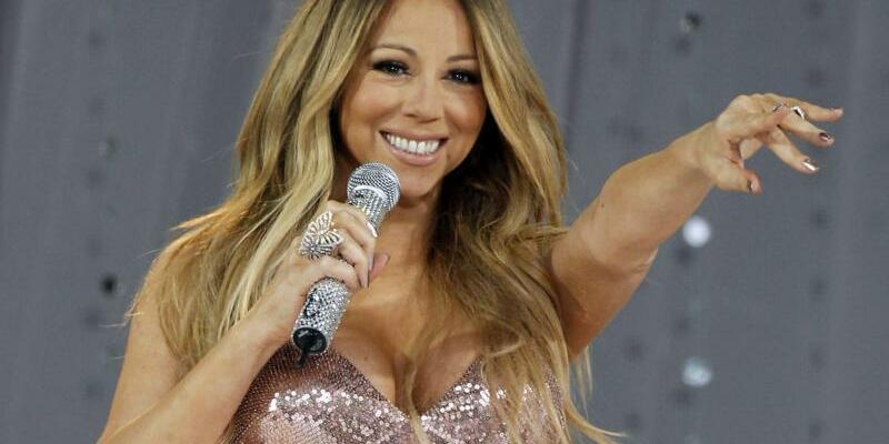 Mariah Carey - Foto: Jason Szenes/EPA