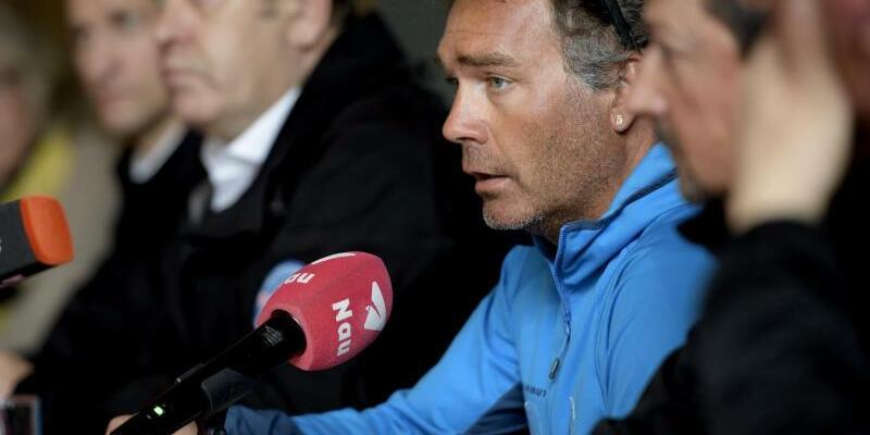 Pressekonferenz in Zermatt - Foto: Jean-Christophe Bott/KEYSTONE