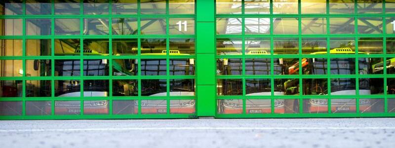 Verschlossene Türen - Foto: Hauke-Christian Dittrich