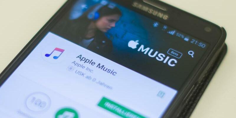 Apple Music - Foto: Lukas Schulze