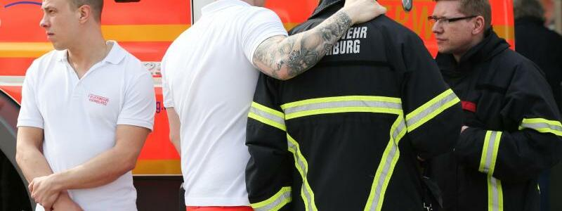 Rettungskräfte - Foto: Bodo Marks
