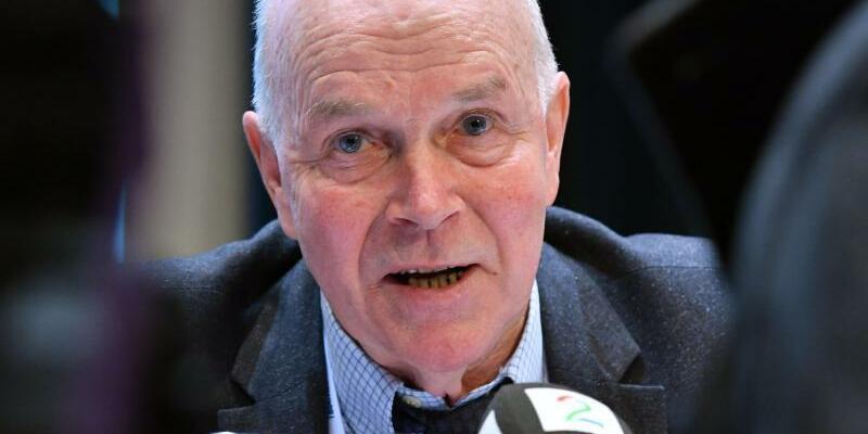 IBU-Präsident - Foto: Martin Schutt