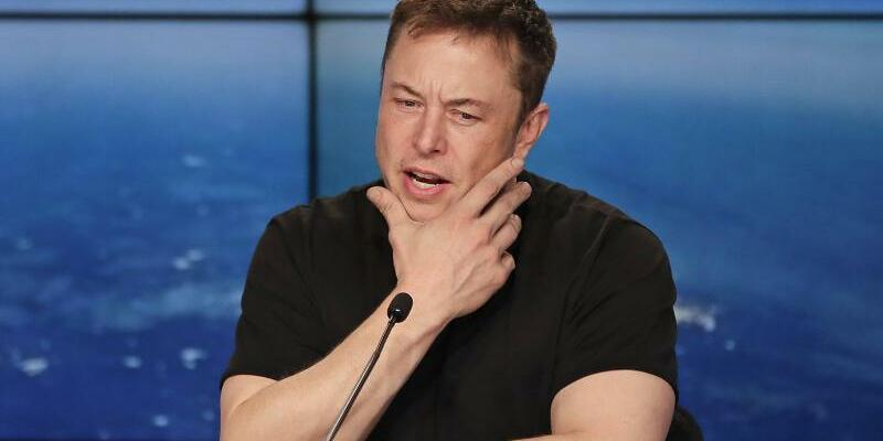 Elon Musk - Foto: John Raoux/AP/Archiv