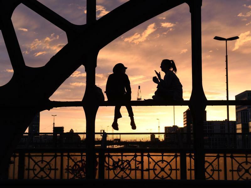 Tagesausklang - Foto: Tobias Hase