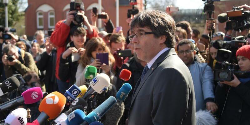 Carles Puigdemont - Foto: Axel Heimken