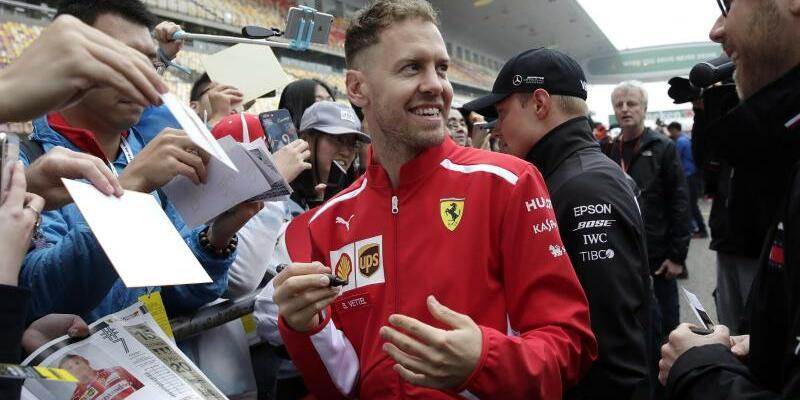 Sebastian Vettel - Foto: Andy Wong