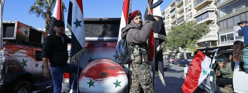 Syrien - Foto: Hassan Ammar/AP