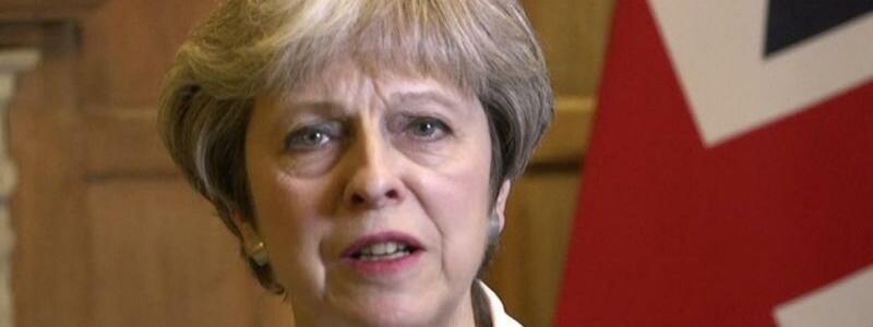 Theresa May - Foto: UK Government via AP Video