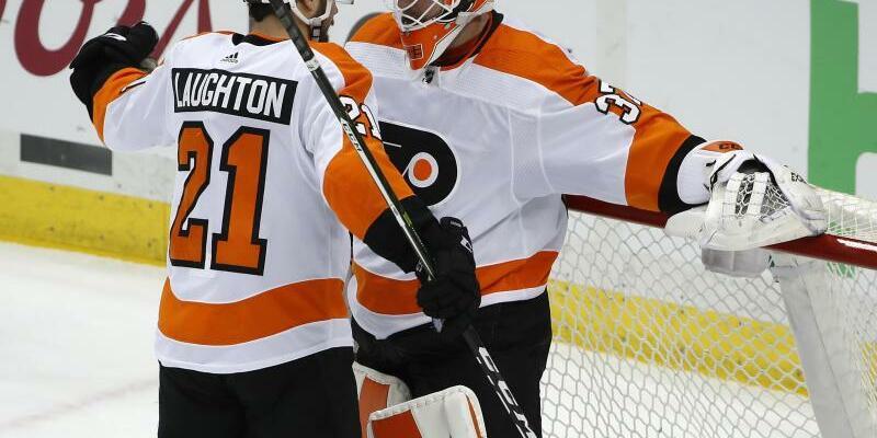 Pittsburgh Penguins - Philadelphia Flyers - Foto: Gene J. Puskar/AP