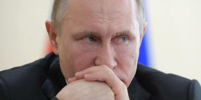 Wladimir Putin - Foto: Alexei Druzhinin/Planet Pix via ZUMA Wire