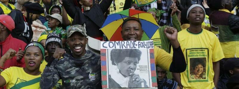 Soweto - Foto: Themba Hadebe/AP