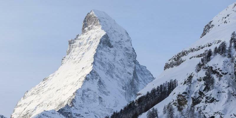 Matterhorn - Foto: Dominic Steinmann/KEYSTONE