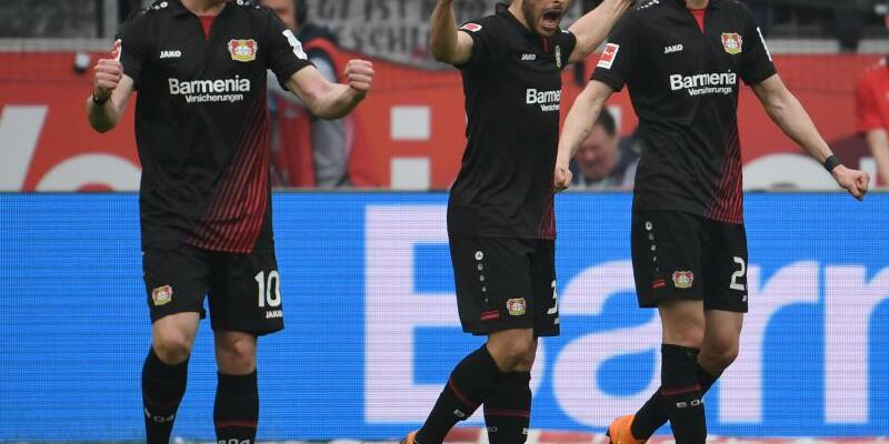 Bayer Leverkusen - Eintracht Frankfurt - Foto: Federico Gambarini