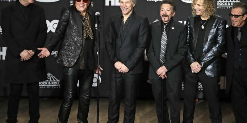 Bon Jovi - Foto: Tony Dejak/AP