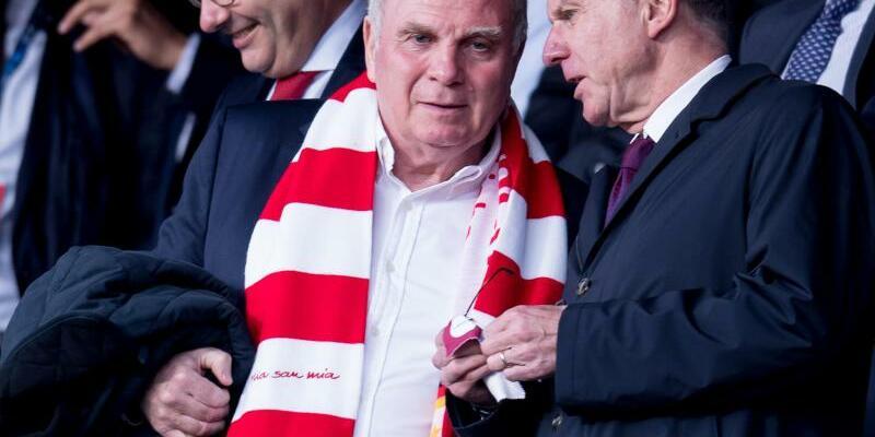 Bayern-Führung - Foto: Sven Hoppe