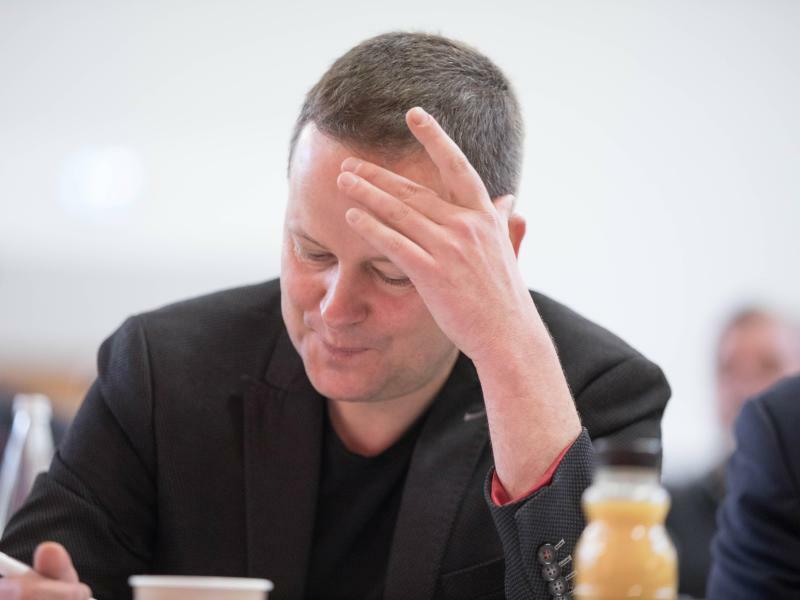 Klaus Lederer - Foto: Jörg Carstensen