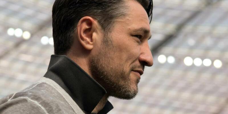 Eintracht-Coach - Foto: Federico Gambarini