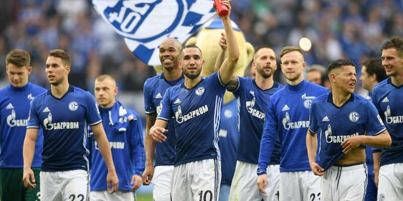 Siegreicher FC Schalke 04 - Foto: Ina Fassbender