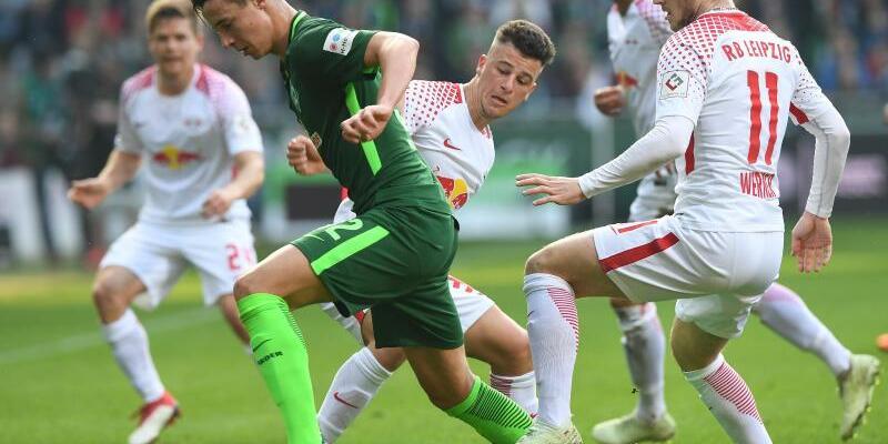 Werder Bremen - RB Leipzig - Foto: Carmen Jaspersen
