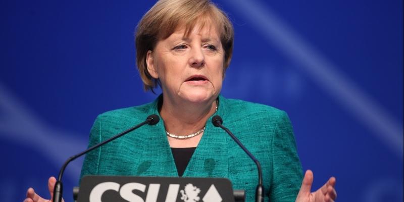 Angela Merkel bei der CSU - Foto: über dts Nachrichtenagentur