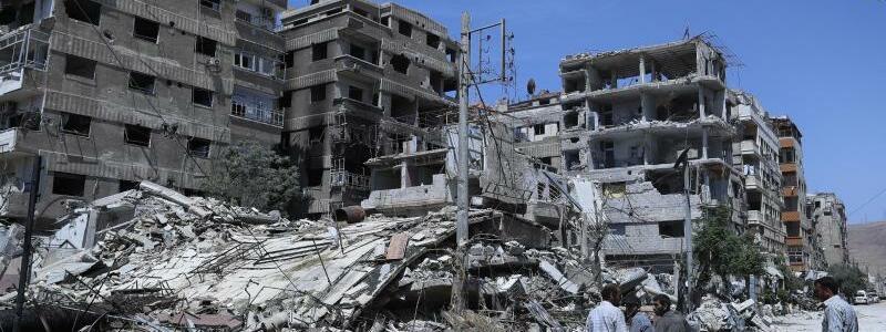 Duma - Foto: Hassan Ammar, AP