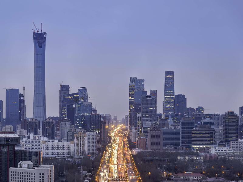 Peking - Foto: Chen Chen, SIPA Asia via ZUMA Wire