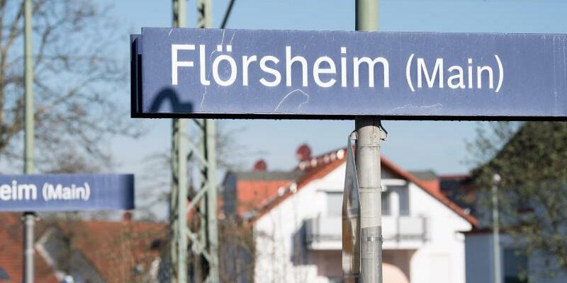 Bahnhof Flörsheim - Foto: Fabian Sommer