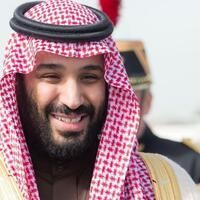 Mohammed binSalman - Foto: SPA