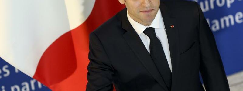 Frankreichs Präsident - Foto: Elyxandro Cegarra, ZUMA Wire