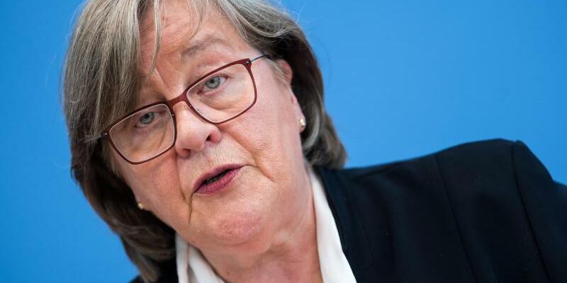 Bundesdatenschutzbeauftragte Andrea Voßhoff - Foto: Bernd von Jutrczenka