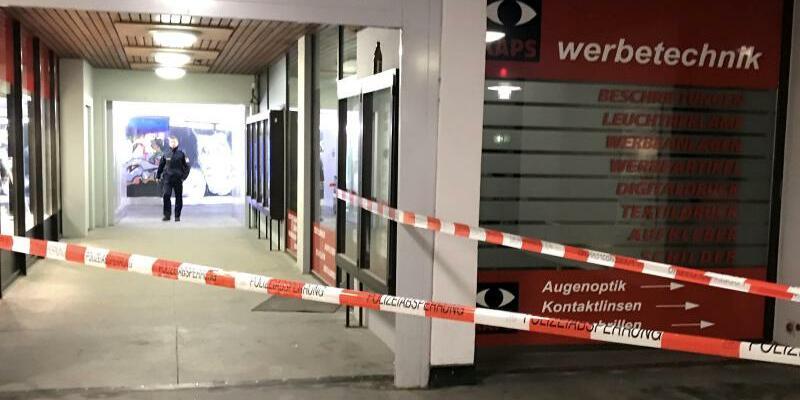 Tatort in Passau - Foto: Sebastian Daiminger/Passauer Woche