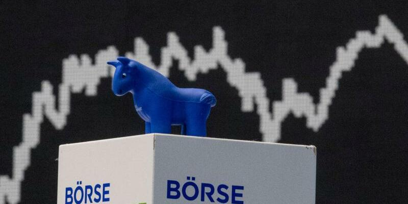 Börse Frankfurt - Foto: Boris Roessler