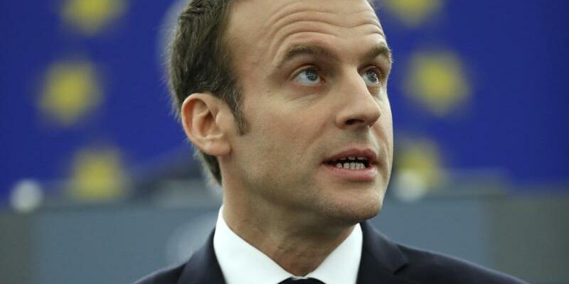Emmanuel Macron - Foto: Jean Francois Badias/AP