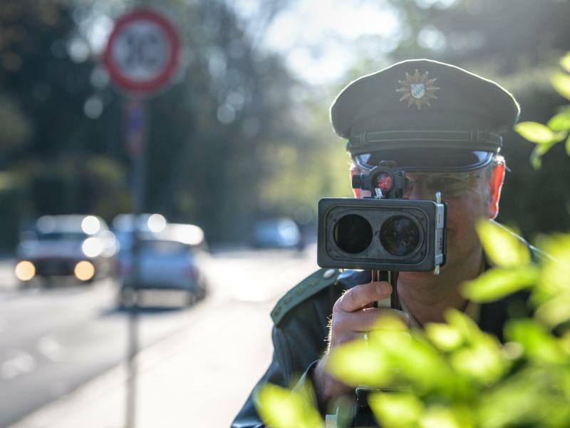 Blitzmarathon in Bayern - Foto: Matthias Balk