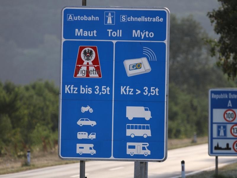 Maut in Österreich - Foto: über dts Nachrichtenagentur