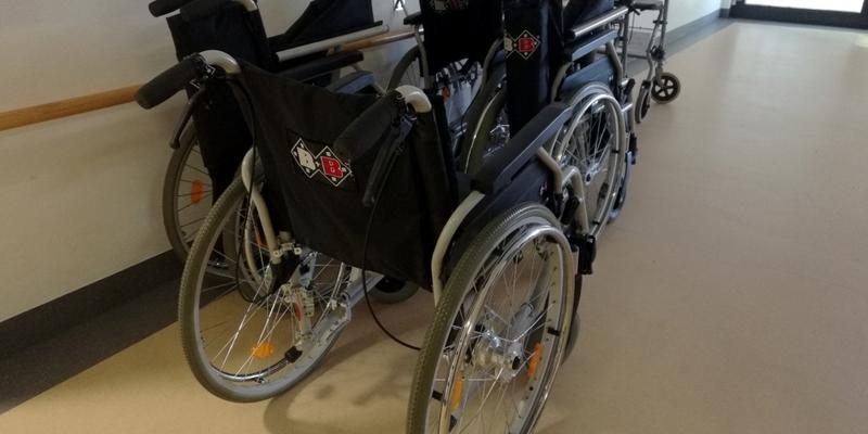Rollstühle im Krankenhaus - Foto: über dts Nachrichtenagentur