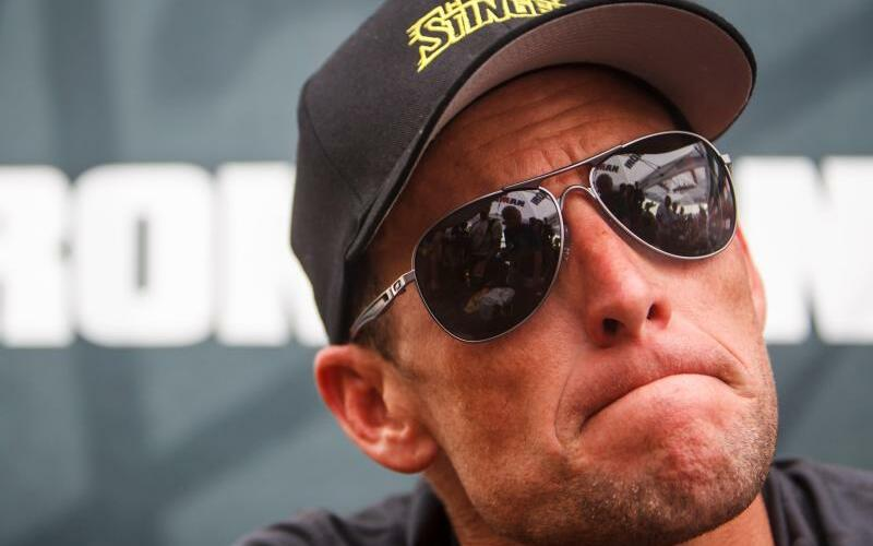 Lance Armstrong - Foto: Michael Paulsen/Houston Chronicle