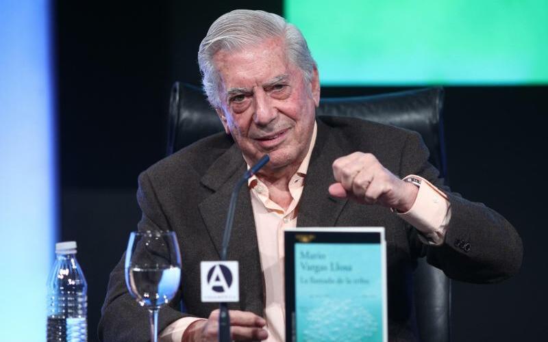 Mario Vargas Llosa - Foto: Europa Press