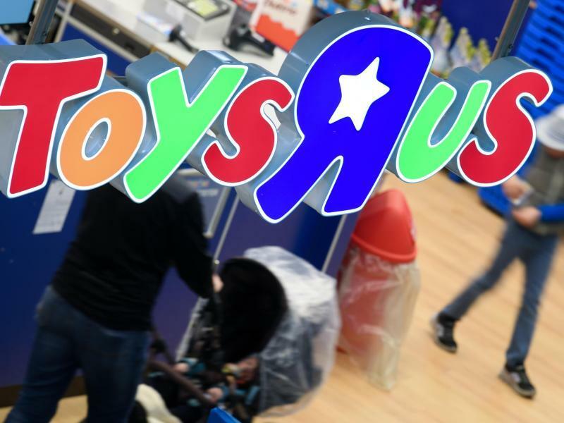 Toys R Us - Foto: Arne Dedert